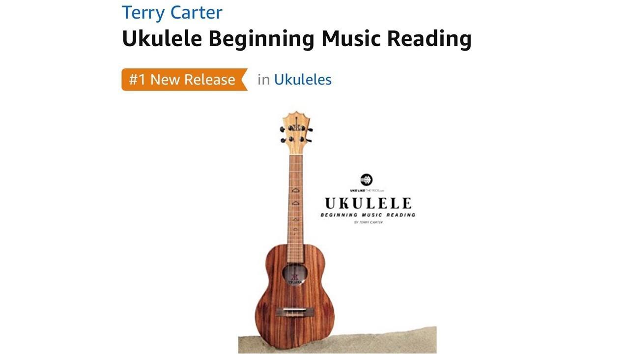 Ukulele Lessons Today Book 1