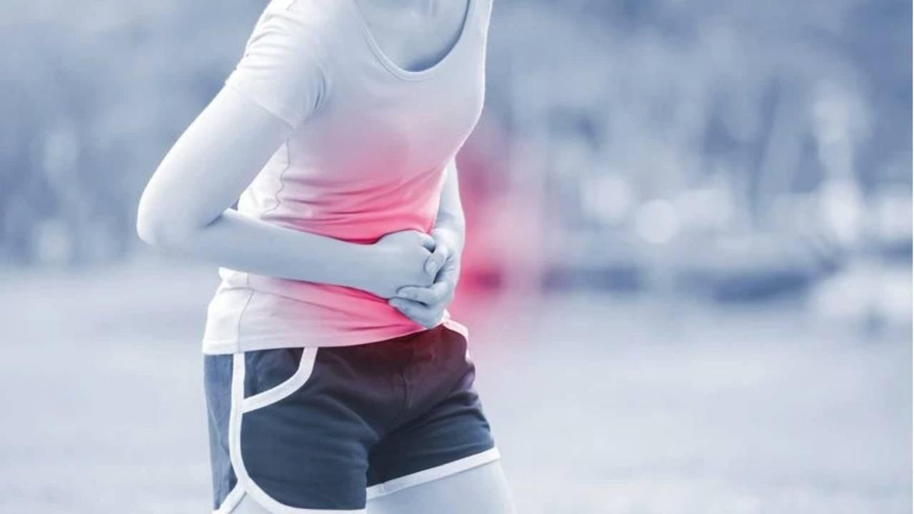 Magesmerter og trening