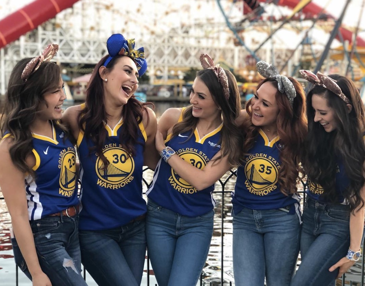 2019 NBA Golden State Warriors Dance Team Auditions Info
