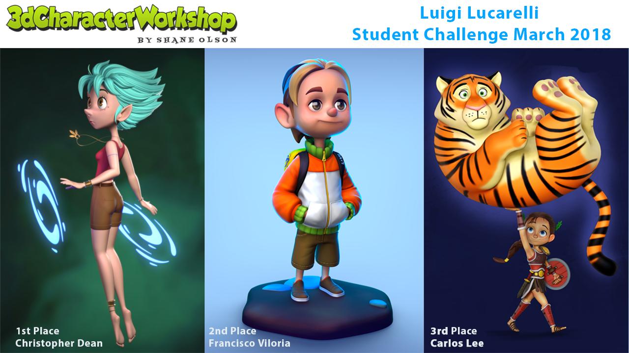 3d Character Workshop Blog