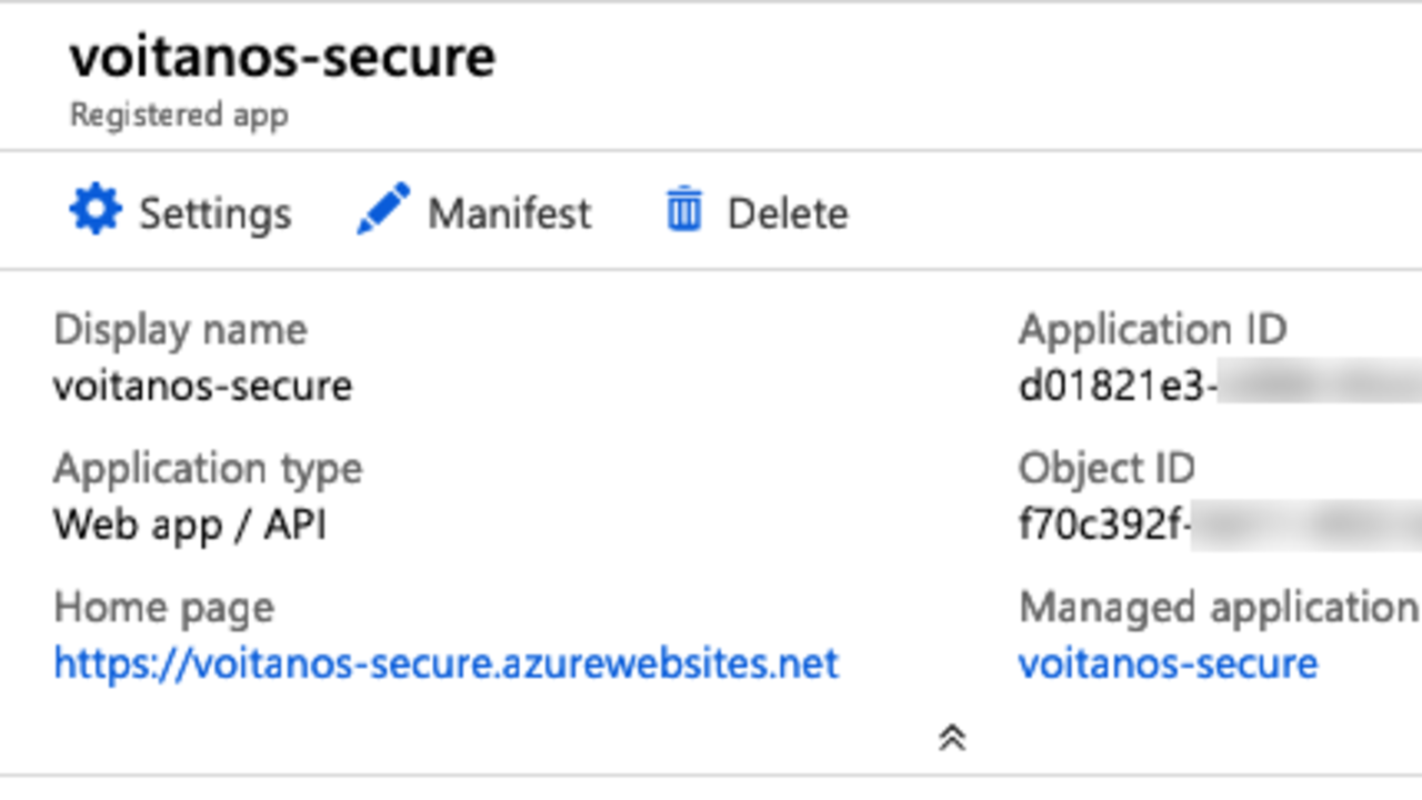Leverage Custom Permissions in Azure AD Applications