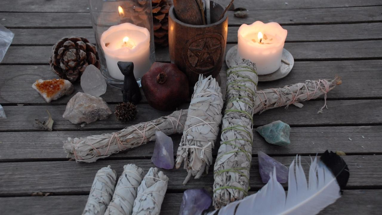 Smudge your home of negative energy