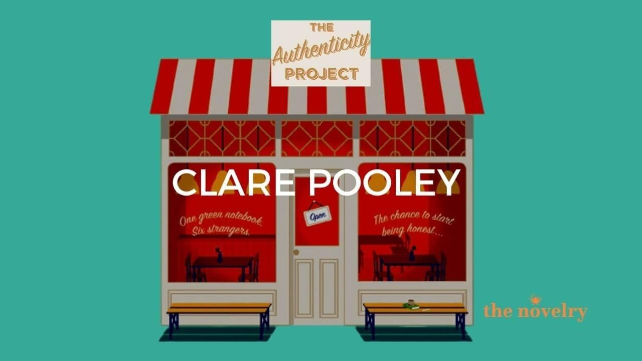 clare pooley the authenticity project