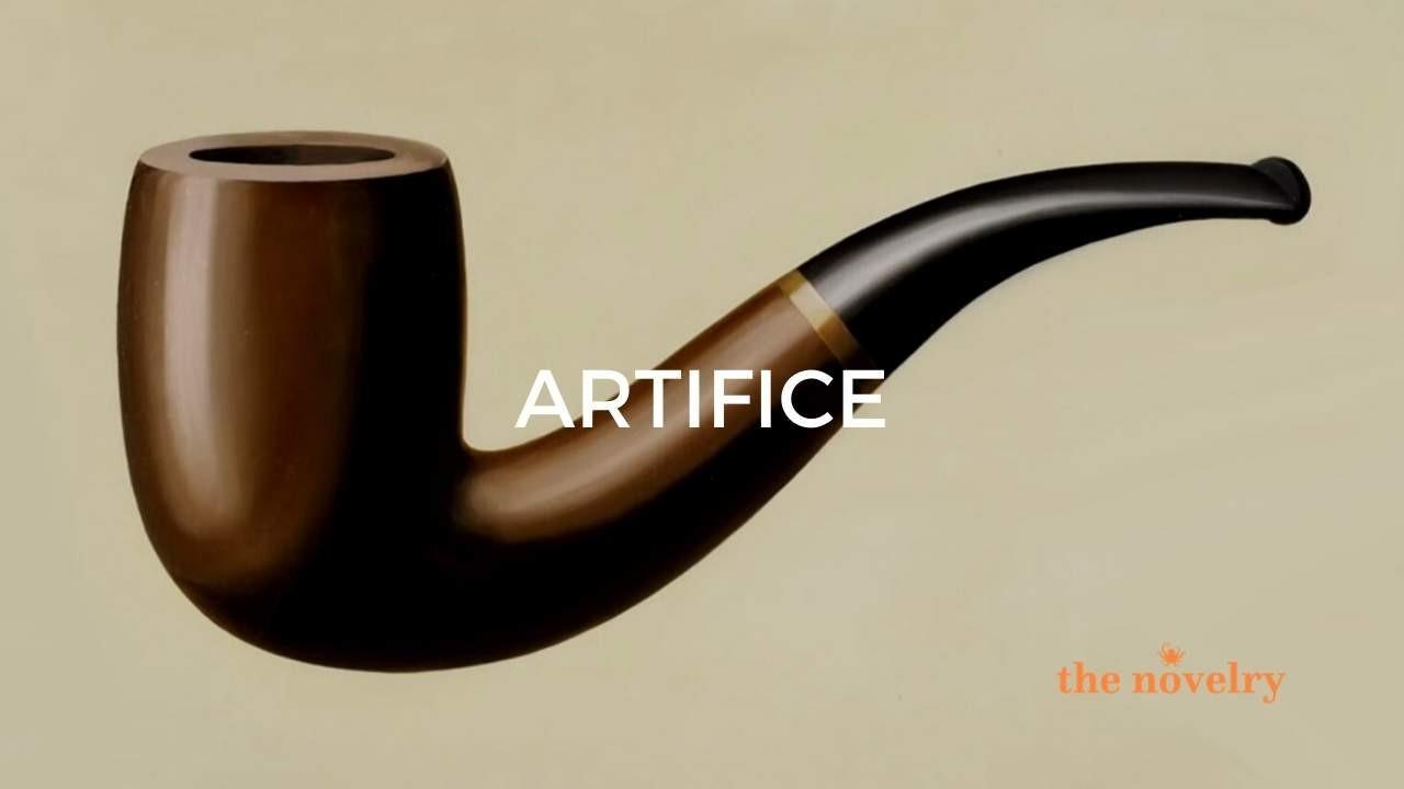 artifice in novels