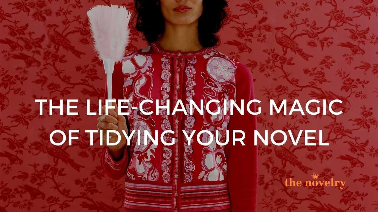 life-changing magic tidying novels