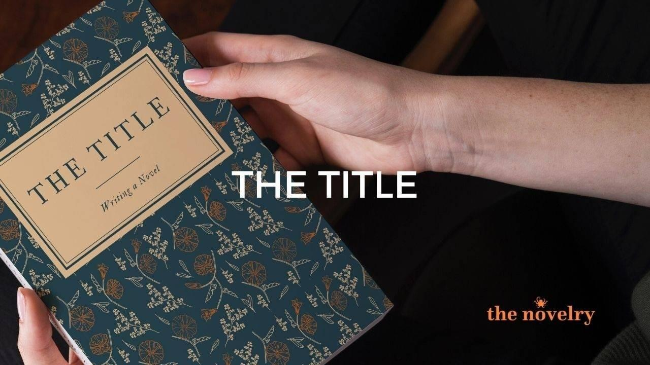 novel titles