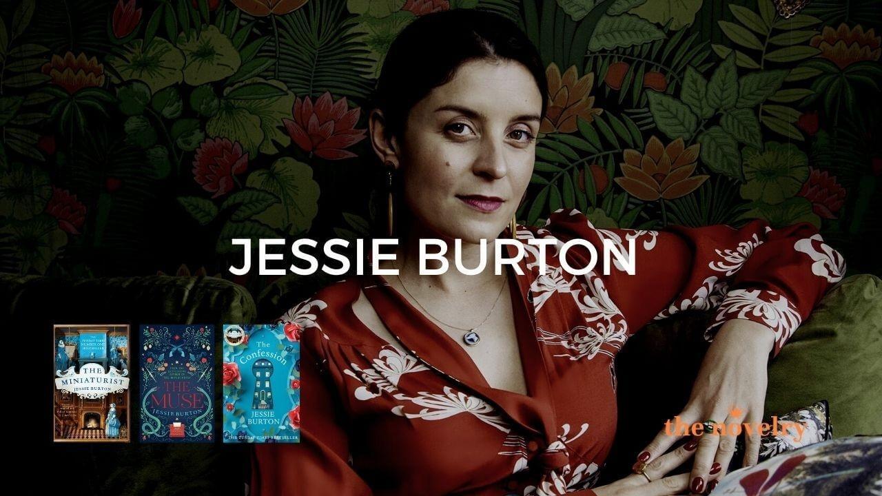 jessie burton on writing