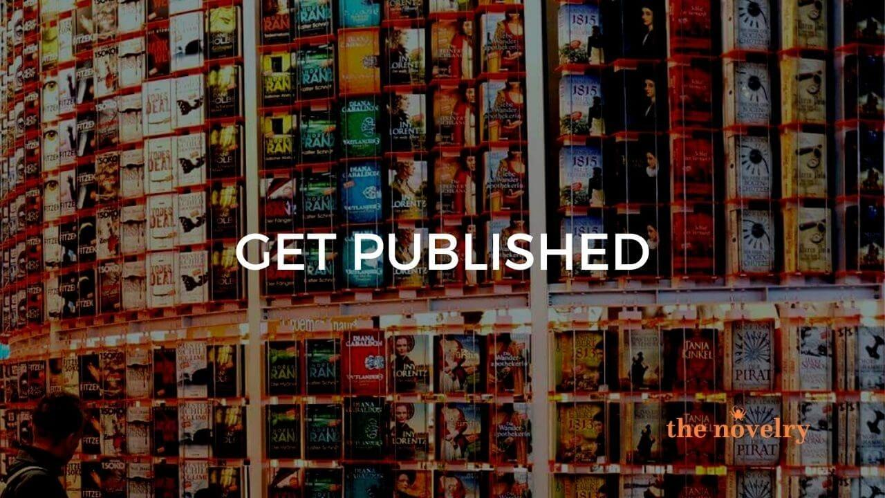 how to get a novel published