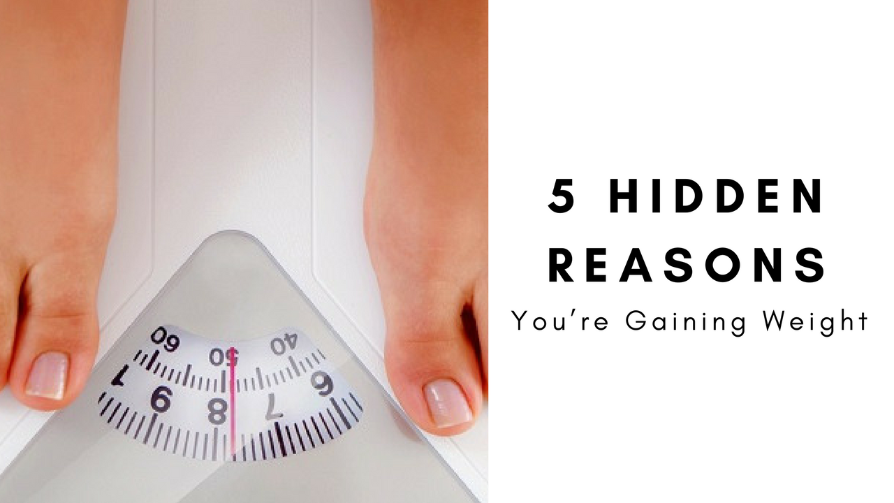 7 hidden reasons because of which you can not lose weight 77