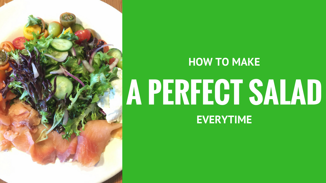 how to make the perfect salad sandwich