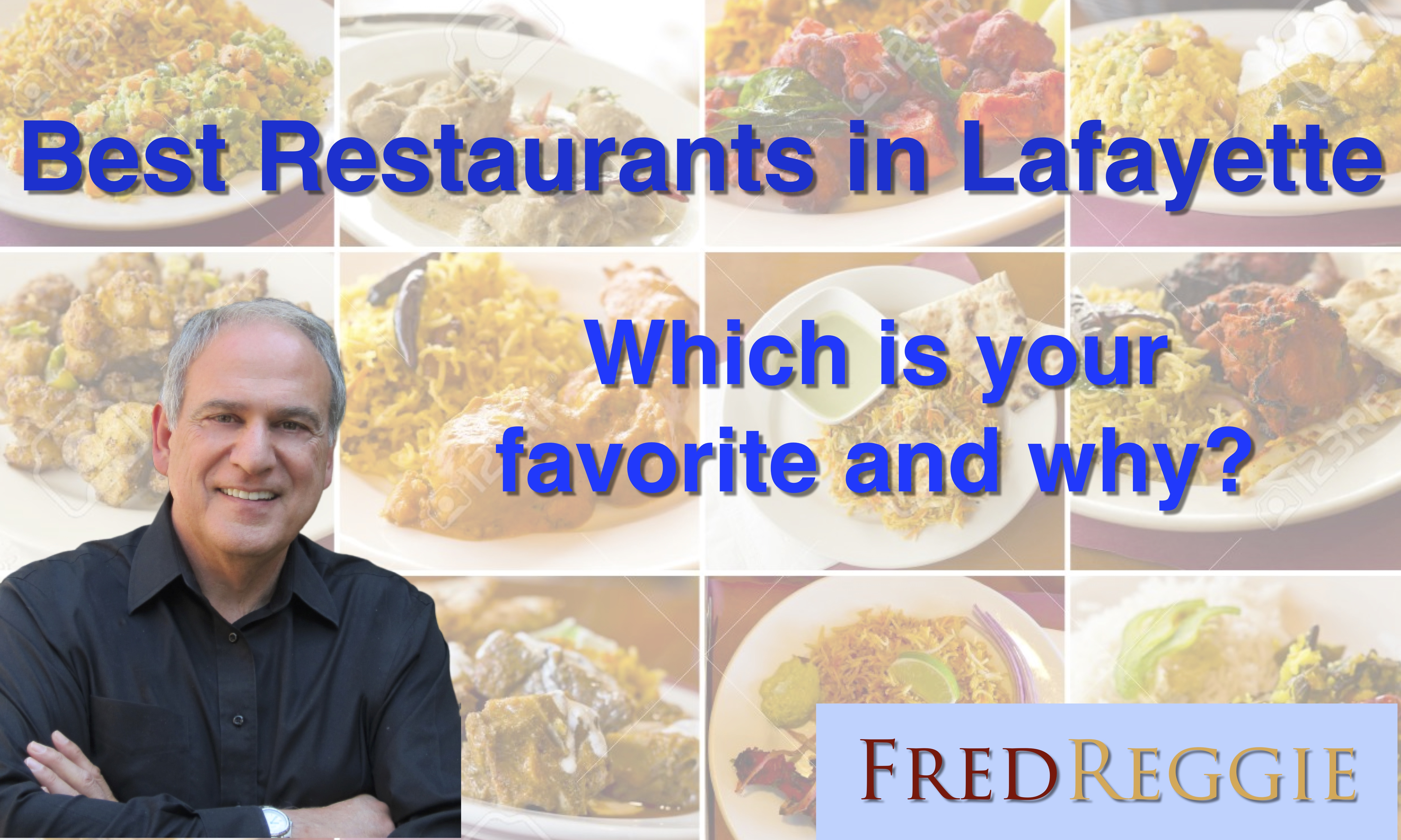 What Is Your Favorite Lafayette Restaurant