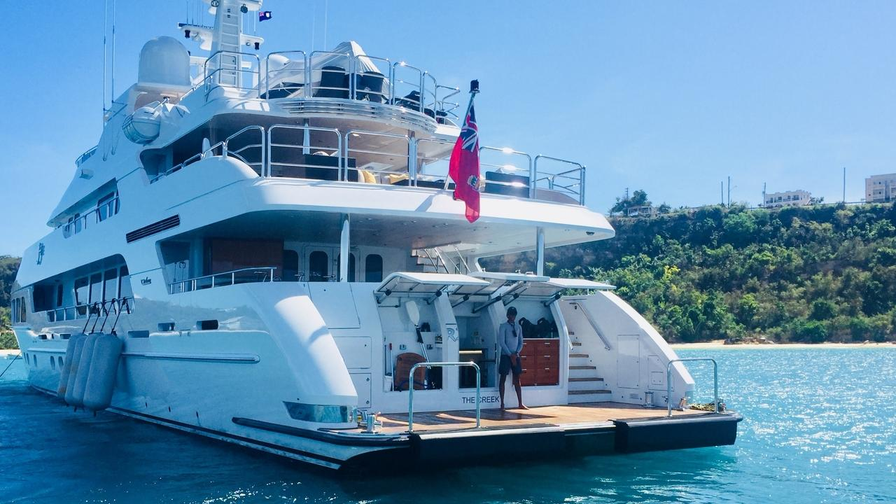 A Day In The Life Of Superyacht Crew