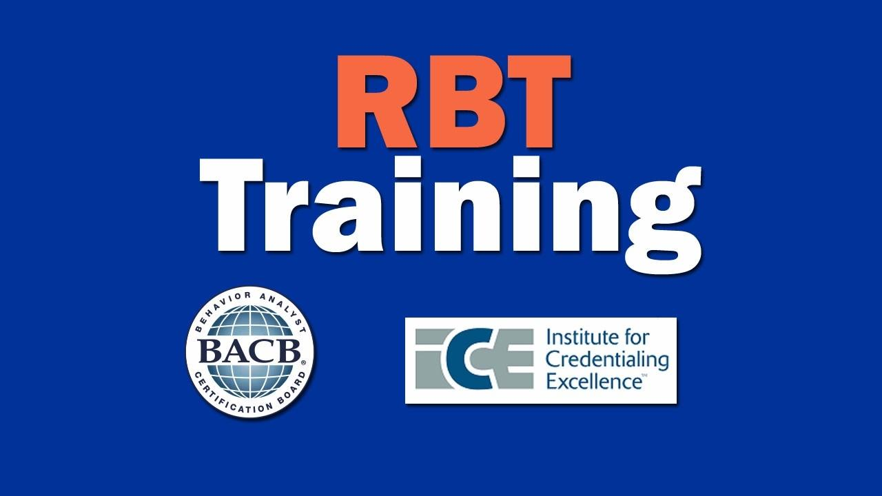 Bacb Rbt Credential Accredited By Ncca