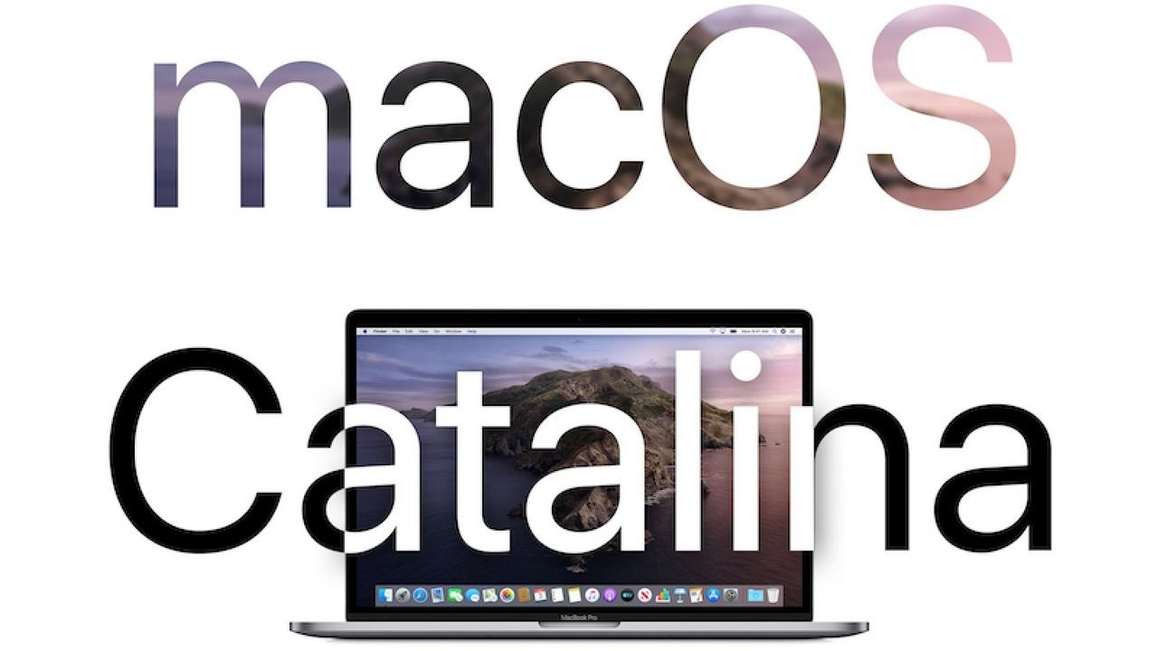 Audio Software Issues with upgrading to Mac OS 10 15 Catalina