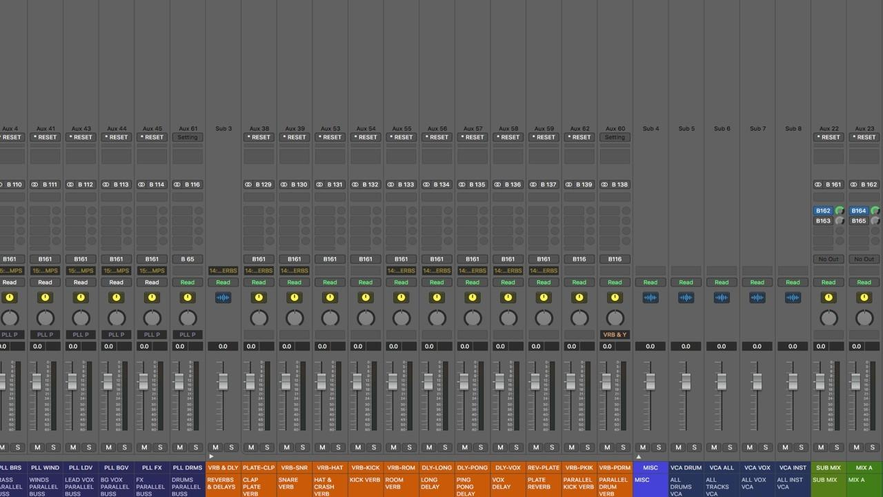 Logic Pro X: How to Create and Use VCA Faders and VCA Groups