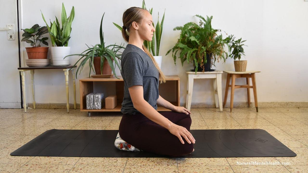 Yin Yoga Sequence For Calm