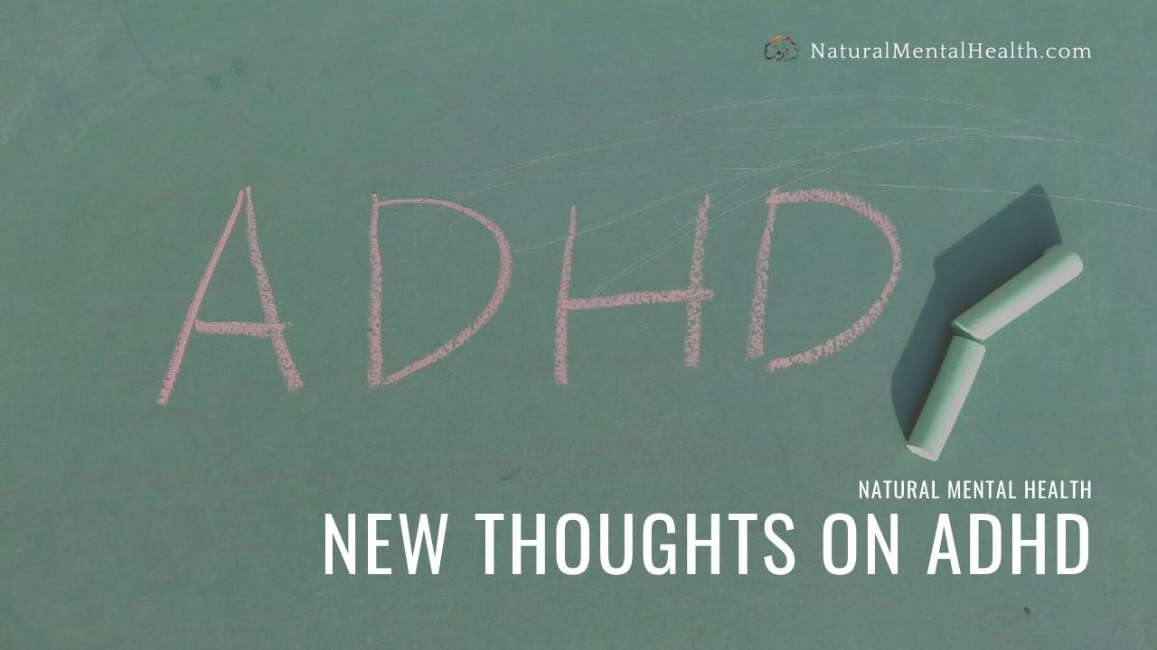 New Thoughts on ADHD from Dr. Timothy Culbert