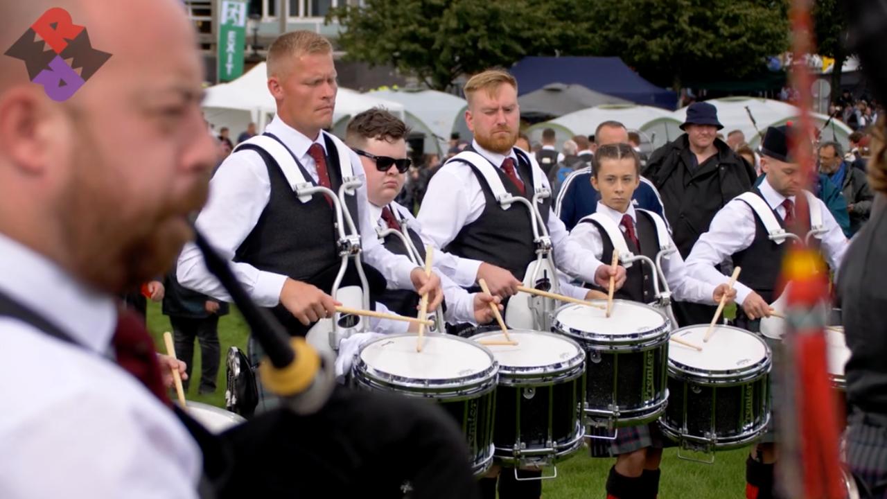 ScottishPower Pipe Band Fri. Medley 2019 WPBC