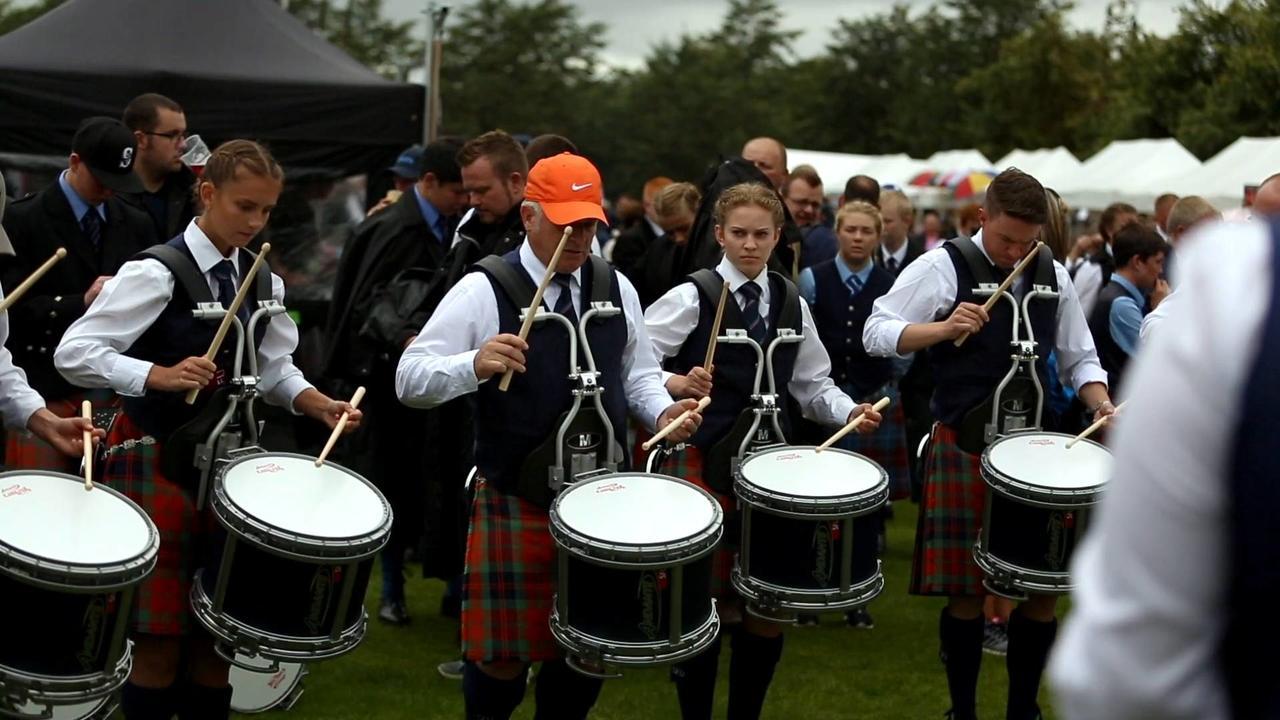 SFU Drum corps
