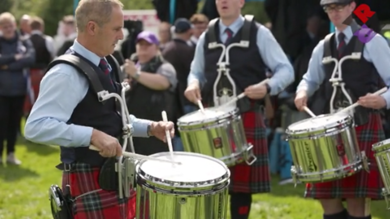 FMM Pipe Band Drum Corps 2019 Fri. Medley (Jig) WPBC