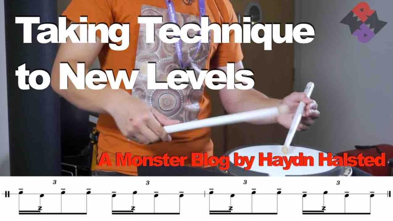 Taking Technique to New Levels | Haydn Halsted