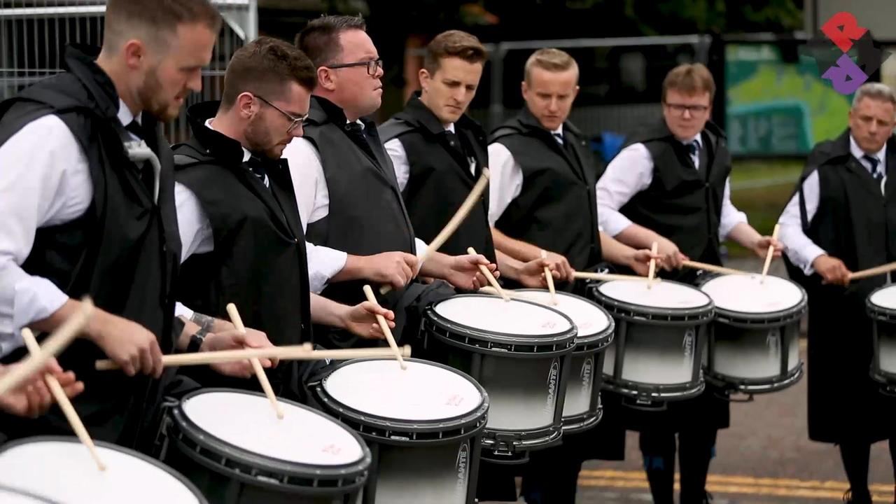 Inveraray & District Drum Corps 2018 Medley
