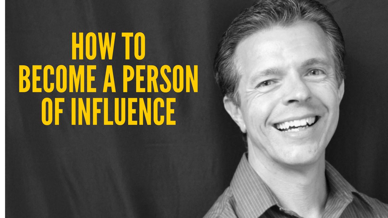 How to influence a person 17