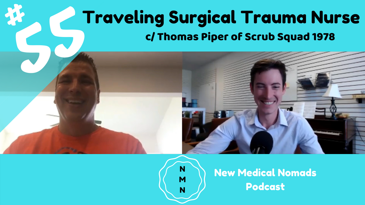 Podcast For Travel Physical Therapy Nursing And Other