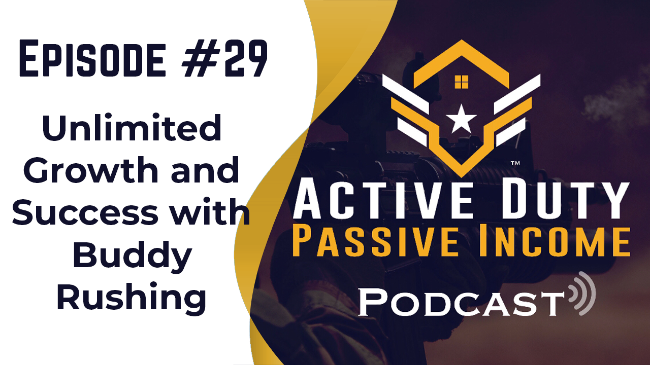 ADPI_029: Unlimited Growth And Success With Buddy Rushing