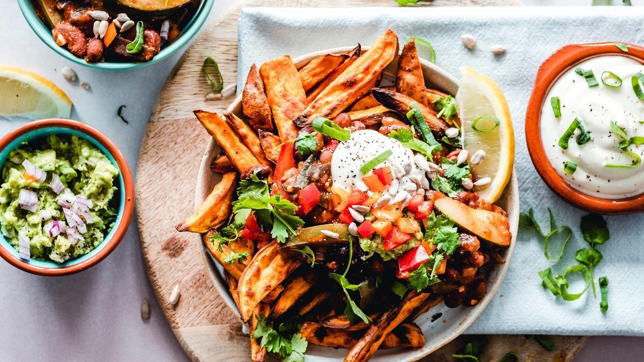 zoete aardappel gezond, gezond eten, vegan, plantbased, plantaardig