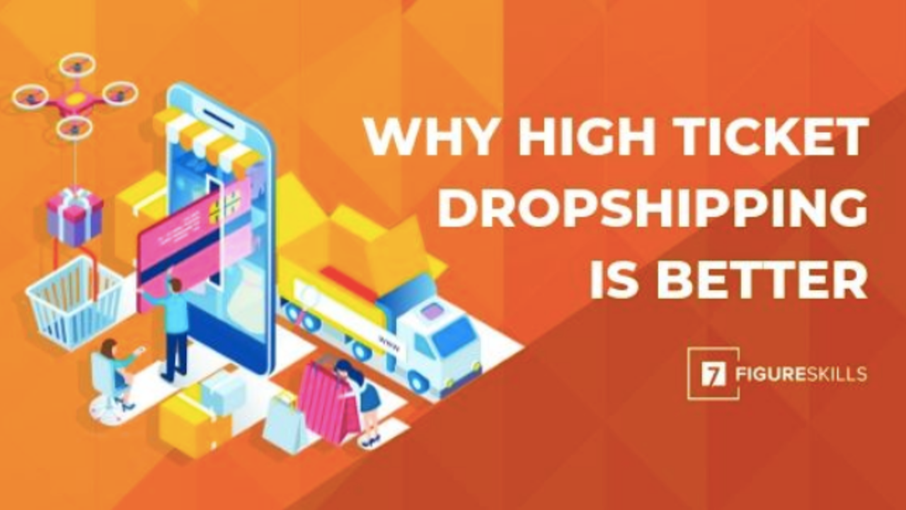 AliExpress Vs  High Ticket Drop Shipping: Which is Best?