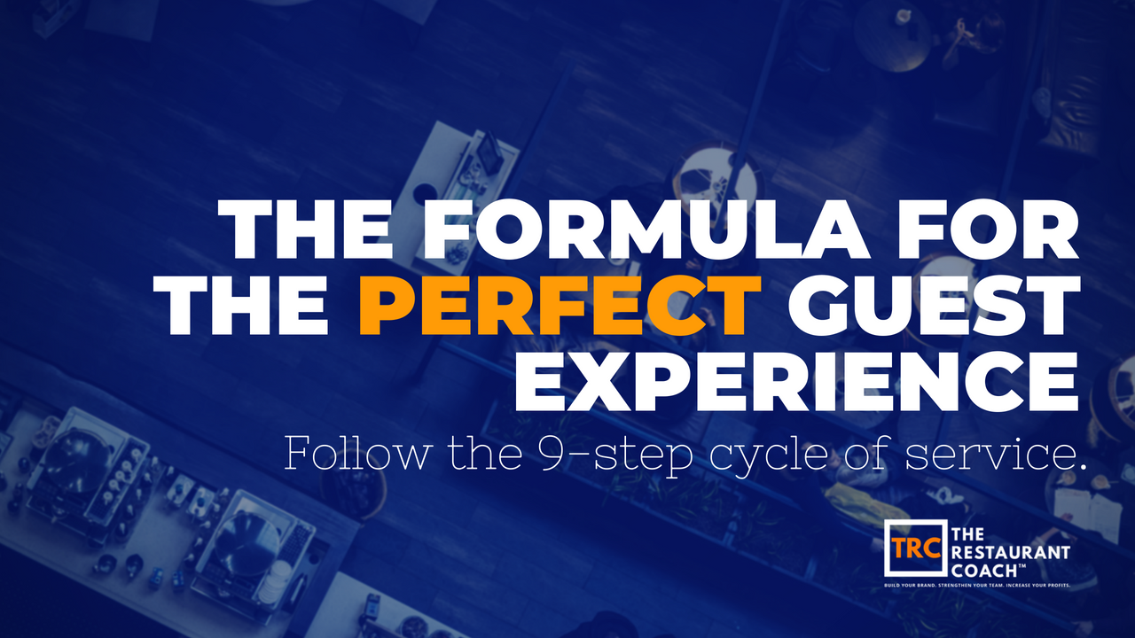 The Formula For The Perfect Guest Experience