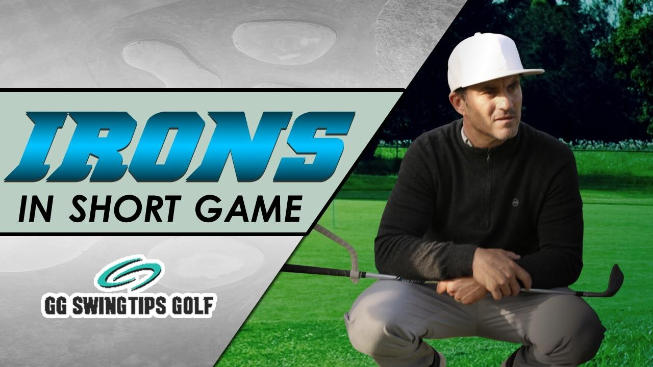Best Golf Drills For Hitting Irons Pure