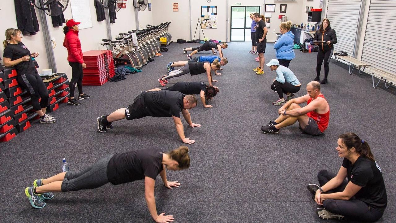 Boot Camp versus Gym Workouts