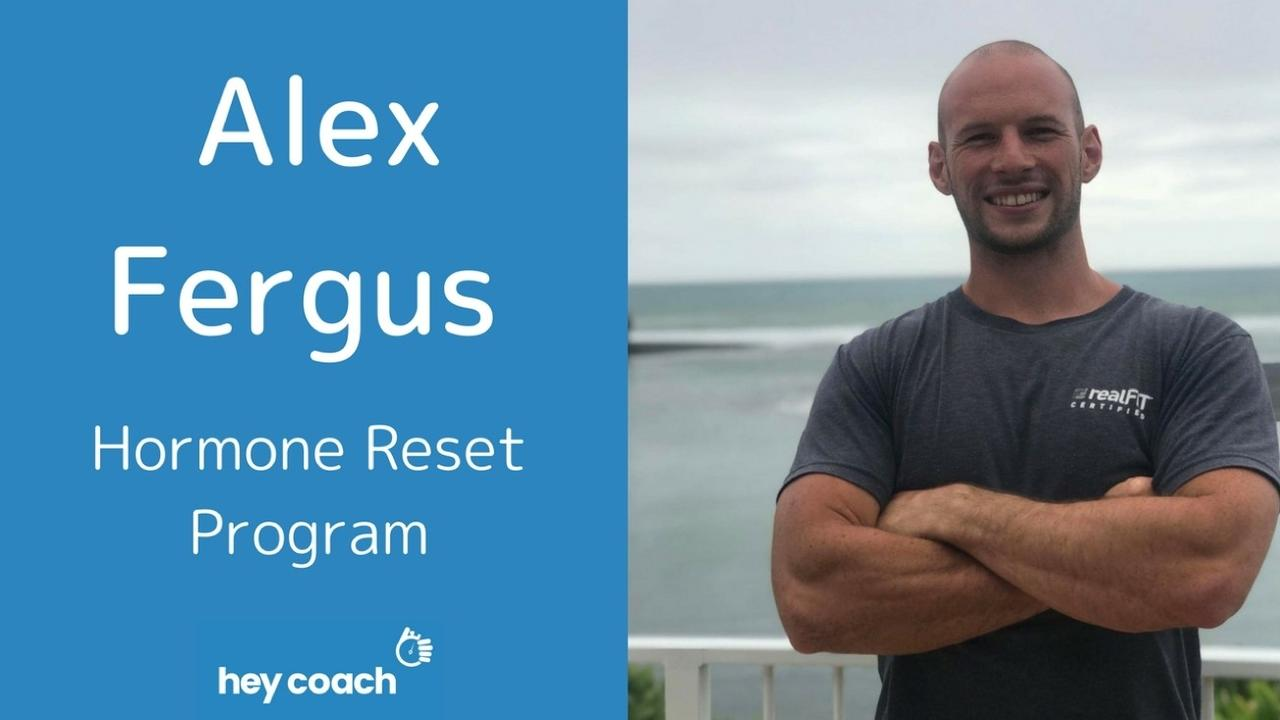 f6003120341 Case Study  How Alex Fergus Utilises Hey Coach To Scale His Online Health  Program