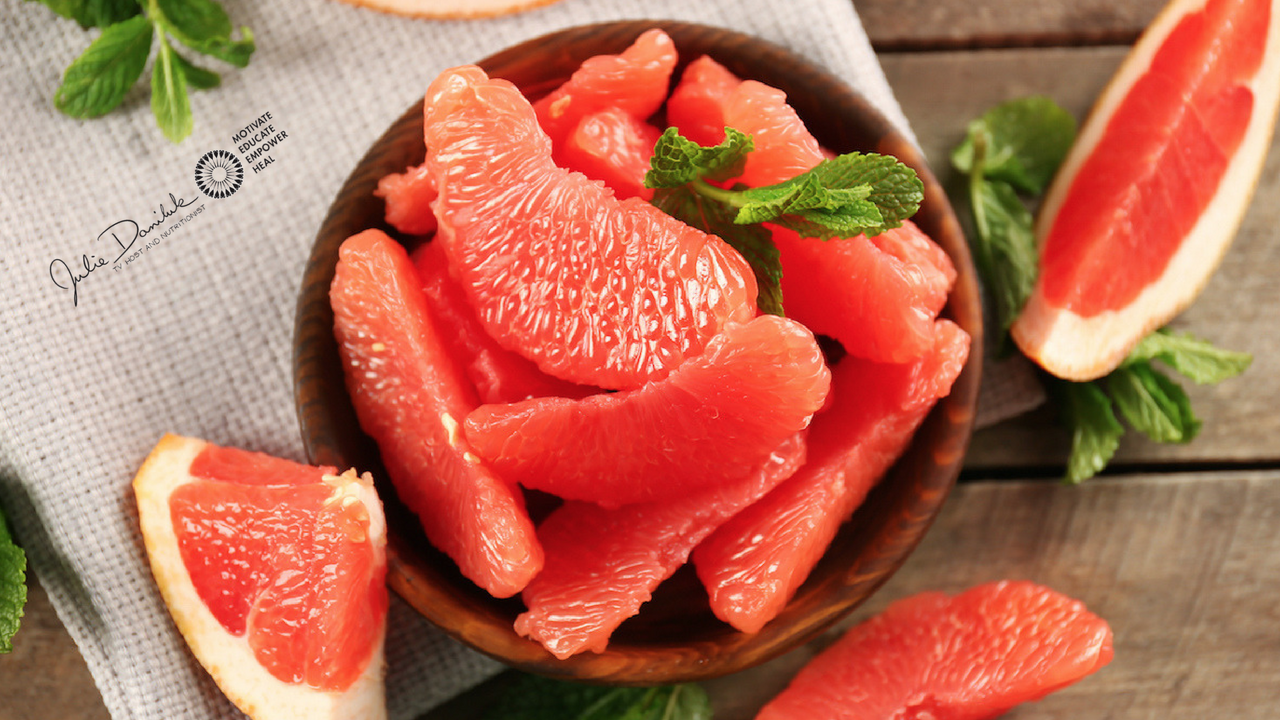 grapefruit helping your liver detoxify deliciously