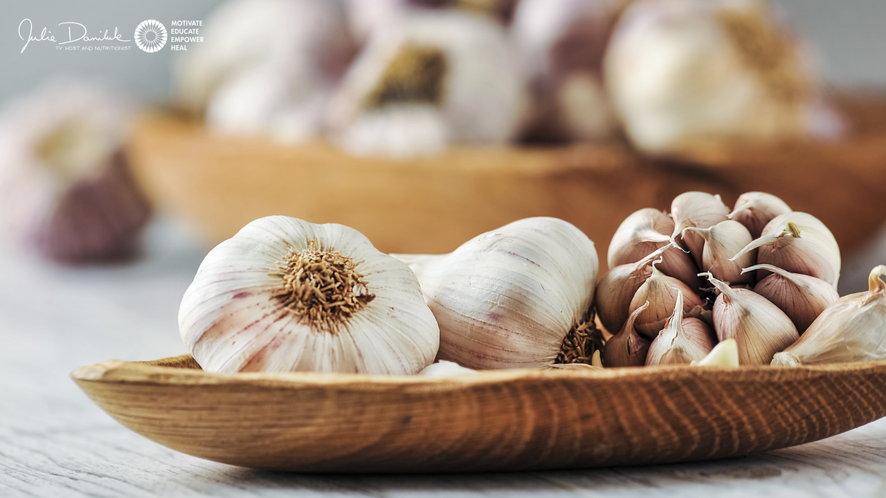 Garlic | powerful, zesty & delicious superfood