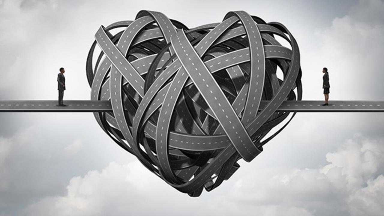Unraveling From Your Ex-Spouse