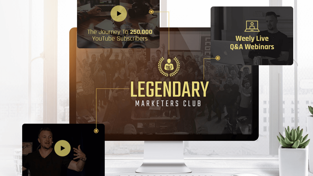 Feature Legendary Marketer