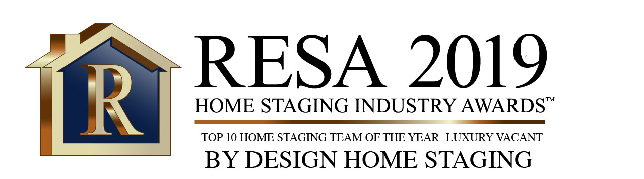 by design home staging 2019 top 10 home staging team of the year