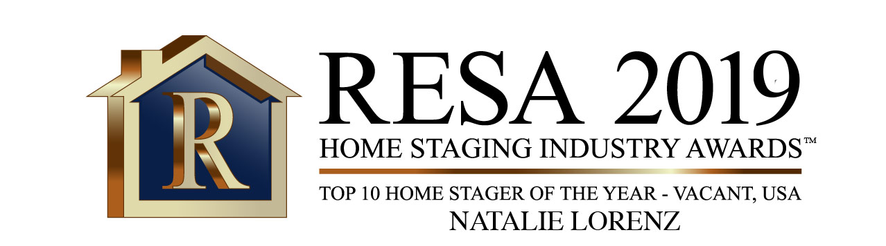 top 10 home stager of the year vacant USA