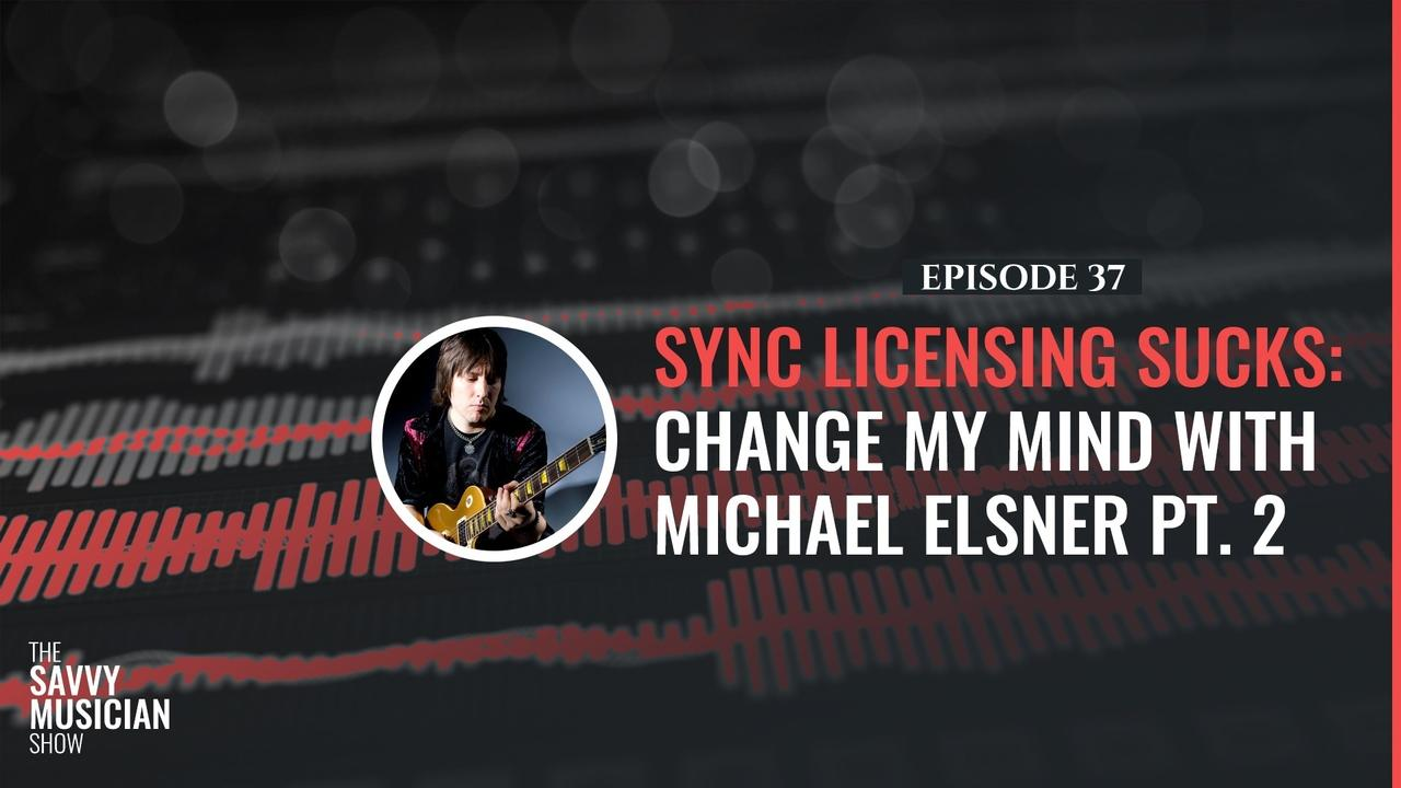 Link To Part 2 Of My Interview With The Savvy Musician Podcast