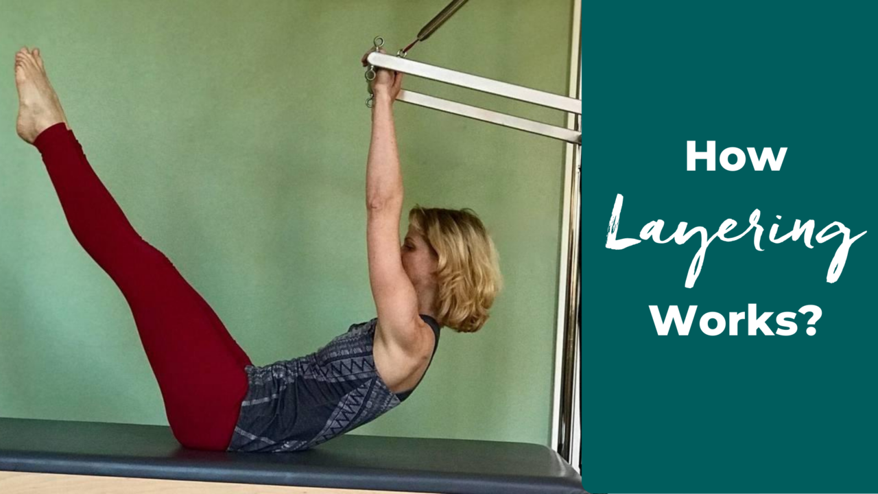Pilates Layering to Progress Students Safely