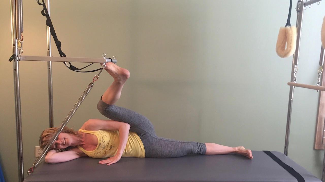 External Hip Rotation Exercises On Pilates Encyclopedia