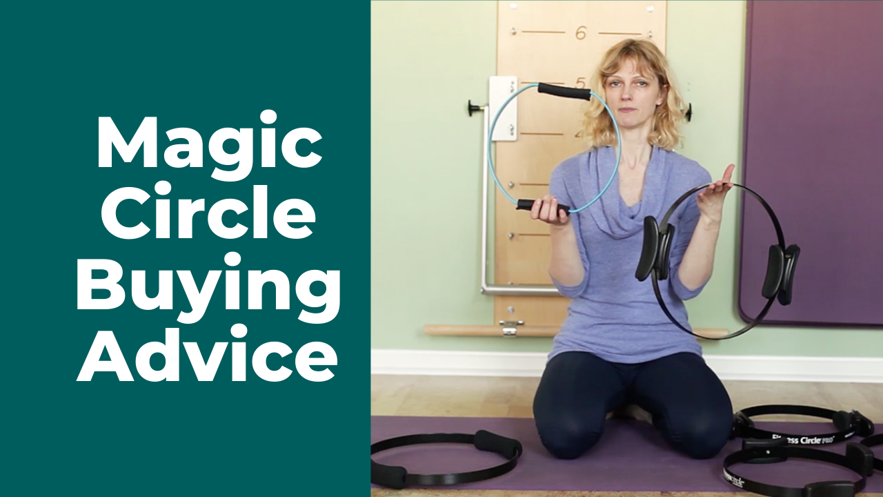 Pilates Magic Circle recommendation