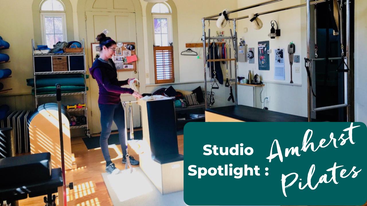 Studio Spotlight: Amherst Pilates, MA