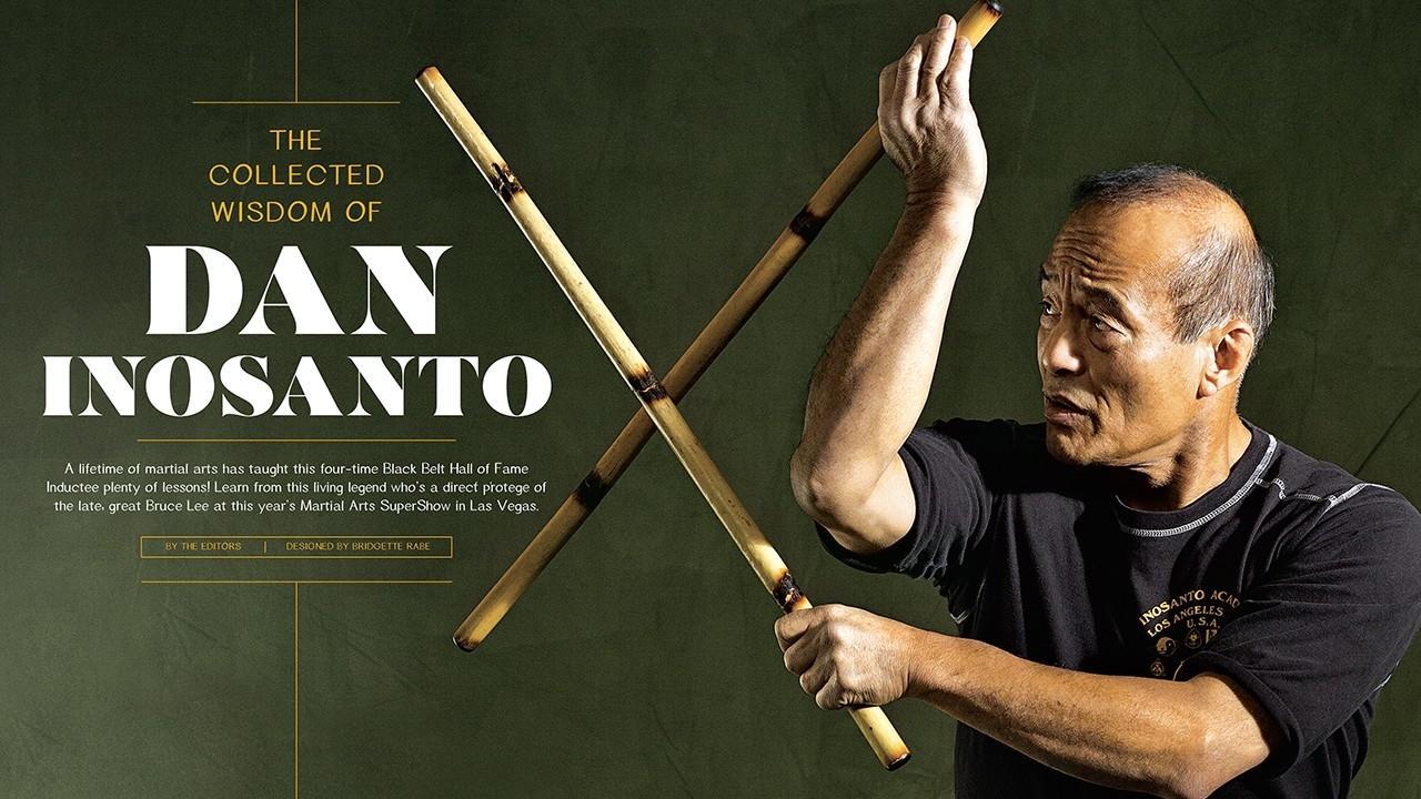 The Collected Wisdom of Martial Arts Icon Dan Inosanto