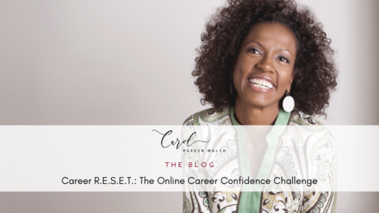 Career Reset: Take the Career Confidence Challenge