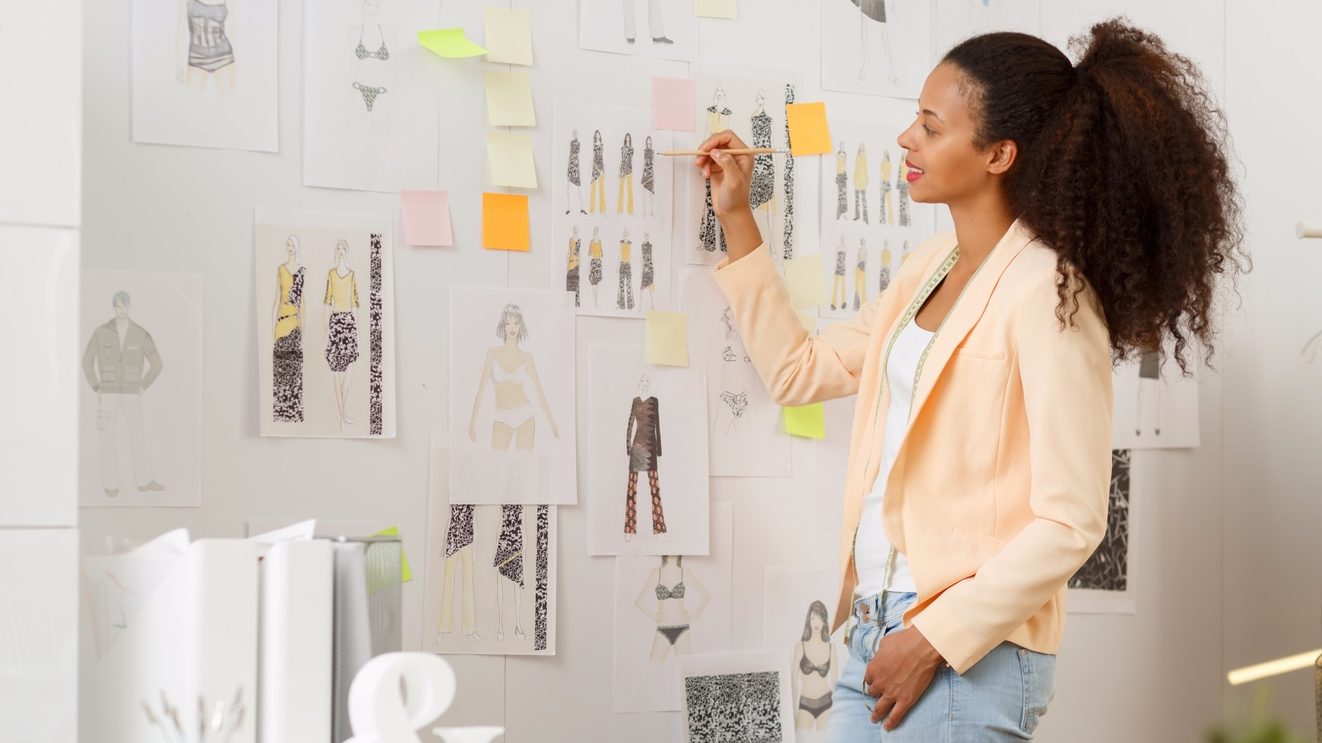 Exceptional One Of The Aspects Of Creating Great Content Thatu0027s Relevant For Fashion  Students Is Ensuring That The Visuals We Use Are Relevant, Current, Topical  And Of ...
