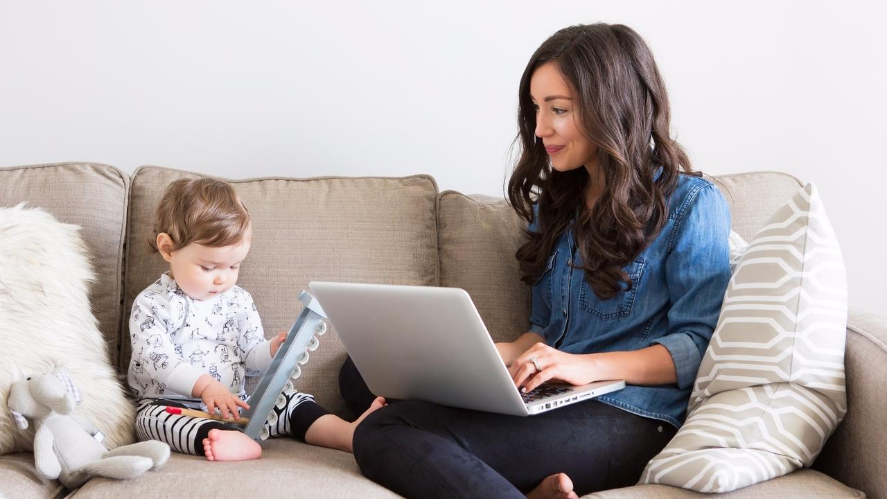 How to Be an Entrepreneurial Mom